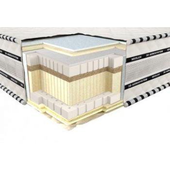 Двуспальный матрас 3D Aerosystem Neoflex Ergo 180*190-200 см