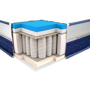 Двуспальный матрас ViscoGel Spring Comfort 160*190-200 см