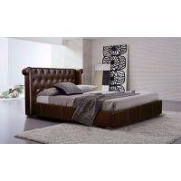 Полуторная кровать Глора без подъемного механизма 120*190-200 см