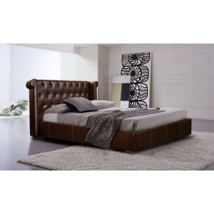 Двуспальная кровать Глора с подъемным механизмом 160*190-200 см