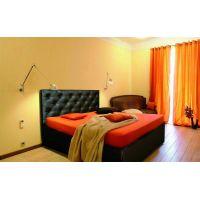 Двуспальная кровать Калипсо без подъемного механизма 160*190-200 см