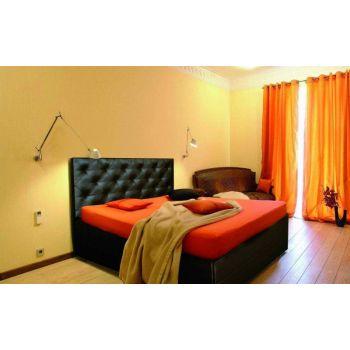 Полуторная кровать Калипсо без подъемного механизма 140*190-200 см