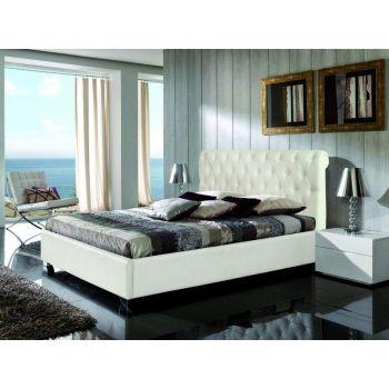 Двуспальная кровать Классик без подъемного механизма 160*190-200 см