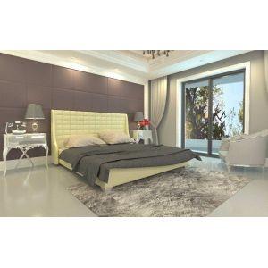 Двуспальная кровать Медина без подъемного механизма 180*190-200 см