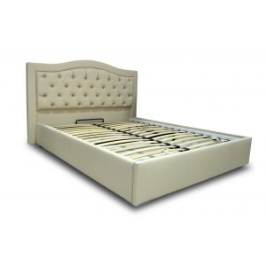 Двуспальная кровать Квин с подъемным механизмом 160*190-200 см