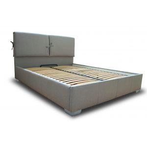 Односпальная кровать Мари с подъемным механизмом 90*190-200