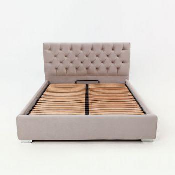 Двуспальная кровать Борно с подъемным механизмом 160*190-200 см