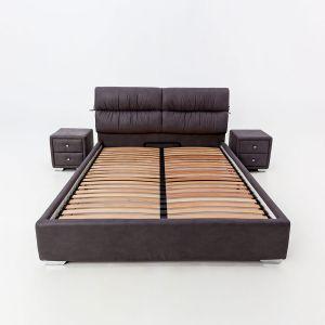 Двуспальная кровать Манчестер с подъемным механизмом 160*190-200 см