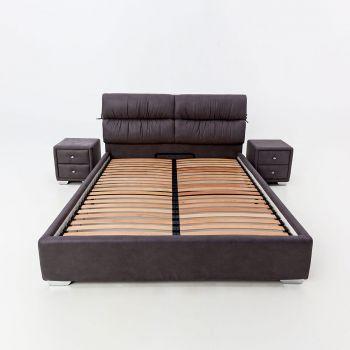 Двуспальная кровать Манчестер с подъемным механизмом 180*190-200 см