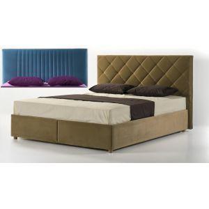 Двуспальная кровать Diamond/Central (Даймонд/Централ) с матрасом 160*200 см