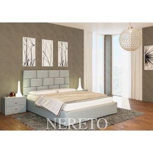 Двуспальная кровать Nereto (Нерето) с подъемным механизмом 160*190-200 см