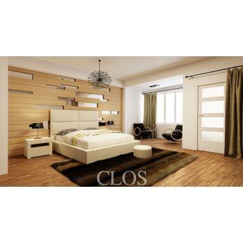 Полуторная кровать Clos (Клос) с подъемным механизмом 140*190-200 см