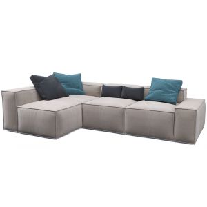 Угловой диван-кровать Лофт