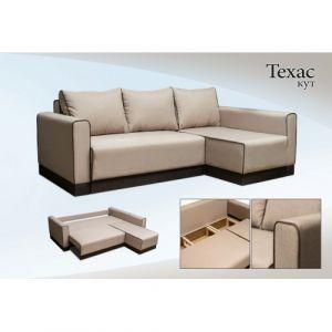 Угловой диван-кровать Техас