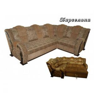 Угловой диван-кровать Барселона