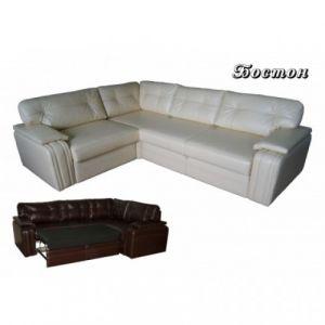 Угловой диван-кровать Бостон