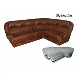 Угловой диван-кровать Дионис