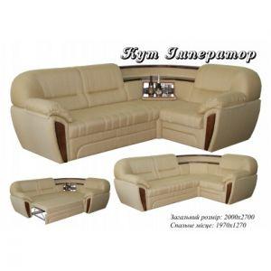 Угловой диван-кровать Император
