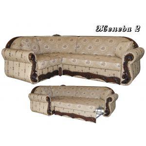 Угловой диван-кровать Женева-2