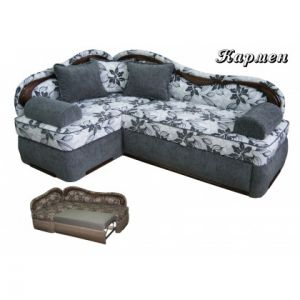 Угловой диван-кровать Кармен