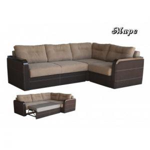 Угловой диван-кровать Марс