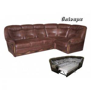 Угловой диван-кровать Олигарх