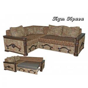 Угловой диван-кровать Прага