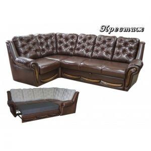 Угловой диван-кровать Престиж