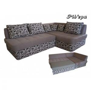 Угловой диван-кровать Ривьера