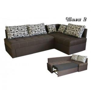 Угловой диван-кровать Шпех 2