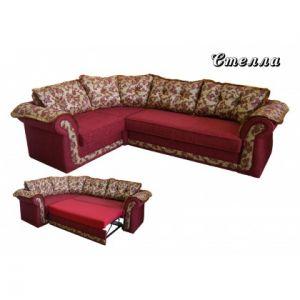Угловой диван-кровать Cтелла