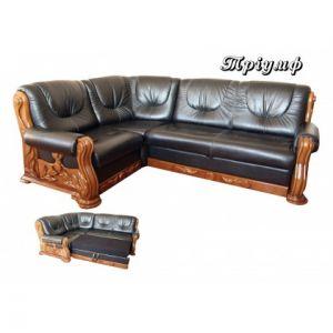 Угловой диван-кровать Триумф