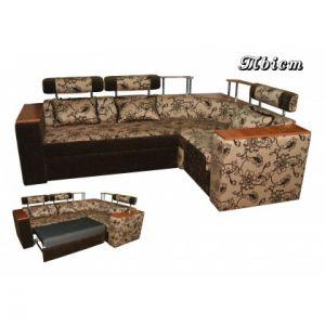 Угловой диван-кровать Твист
