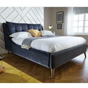 Двуспальная кровать Беатрис с подъемным механизмом 160*200