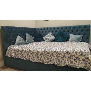 Двуспальная кровать Бони с подъемным механизмом 160*190-200