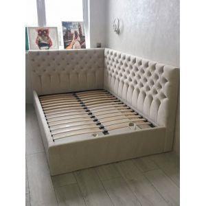 Двуспальная кровать Нэнси с подъемным механизмом 160*190-200