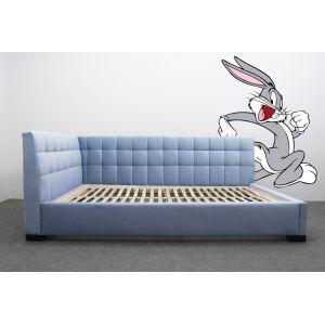 Односпальная кровать Лео с подъемным механизмом 90*200 см