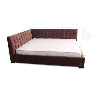 Двуспальная кровать Лео с подъемным механизмом 160*200 см