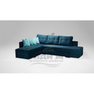 Угловой диван-кровать Азур