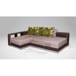 Угловой диван-кровать Барбадос (поворотный)