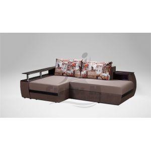 Угловой диван-кровать Элвис (поворотный)