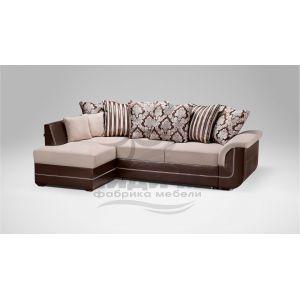 Угловой диван-кровать Генрих