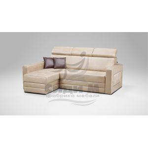 Угловой диван-кровать Стайл
