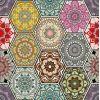 hexagony mandala