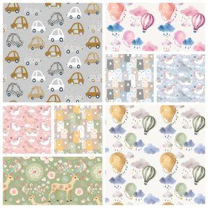 Печатный велюр Baby Collection (Бейби)
