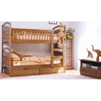 Двухъярусная кровать-трансформер Арина