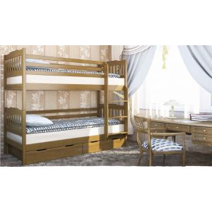 Двухъярусная кровать-трансформер Ева
