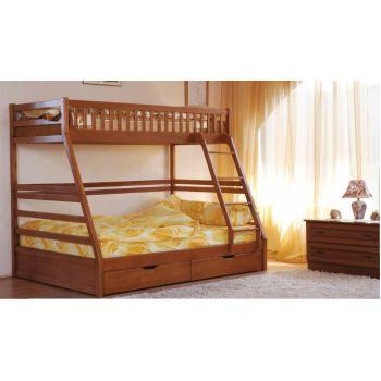 Двухъярусная кровать Юлия (с ящиками)