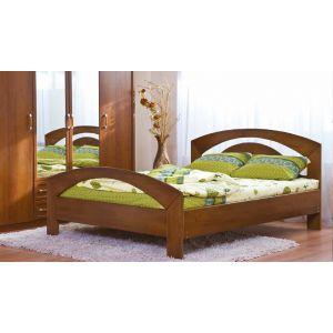Двуспальная кровать Лидия без подъемного механизма 180*200 см