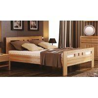 Двуспальная кровать Соната без подъемного механизма 160*200 см